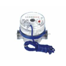 Single Jet Dry Typ Wasserzähler mit Puls (Länge 80mm)