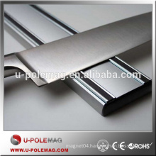 "Strong 14"" aluminium magnetic knife holder from China manufacturer"