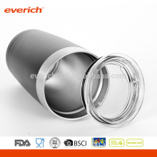 16oz Vacuum-Insulated Stainless Steel Mug For Travel