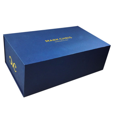 Custom Foldable Magnetic Flat Closure Paper Box