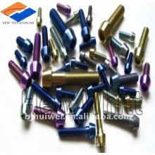 titanium screw for autobike