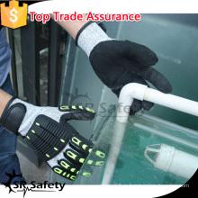 SRSAFETY 13G TPR рабочий цвет полезные защитные перчатки в фарфоре, нитриловая перчатка, перчатка для перчаток