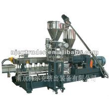 Machine de fabrication de maître-maître à double vis