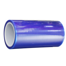 No Residual Low Adhesive High Temperature Resistant Glass PET Protective Film For Digital Screen Surface Protection