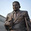 Tamanho de vida personalizado e grande escultura de Bronze ao ar livre (Figura, Animal ...)
