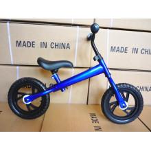 Sem pedal / sem rodas de treinamento Balance Bike para crianças