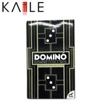 Kundenspezifischer neuer Entwurfs-Schwarz-Pappverpackungs-Domino