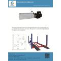 Paquete de energía hidráulica para elevador de vehículos