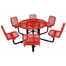 Table et chaises haute qualité