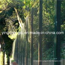 76.2mm*12.7mm (3′′*0.5′′) Anti Climb High Security Fence