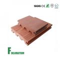 Пластмасса WPC деревянный составной напольный настил decking