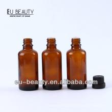 Pharmaceutical amber essential oil bottle 50ml