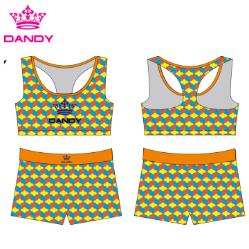 Το UCA Cheer Sublimated Cheer Training Wears