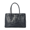 Fashion Crocodile Echtes Leder OL Daily Business Bag