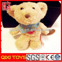 2014 vente chaude en peluche douce souris porte-clés en peluche jouet