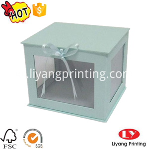 box with window