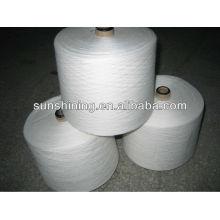 hilado de fibra discontinua de viscosa