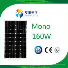 160W Mono Solar Panel with Good Price
