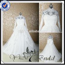 RSW422 Long Sleeve Lace Wedding Dresses In turkey
