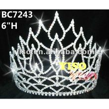 rhinestone pageant tiaras