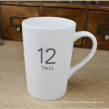 Tasse en porcelaine (CY-P837-2)