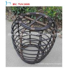 2016 Rattan Furniture Round Rattan Garden Table Set (CF1447C)