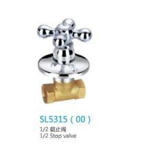 Válvula de parada de água