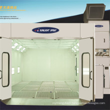 Car Spraying Booth Paint Oven for Painting Baking