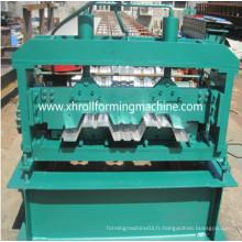 Machine de formage de rouleaux de panneau de pont CNC Ibr
