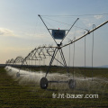 machine d'irrigation agricole grande et automatique