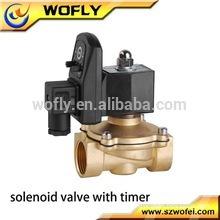 Stainless steel solenoid valve water 24v valve