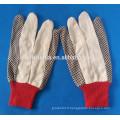 Le fournisseur de porcelaine des gants de travail au pied en PVC