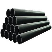API 5L Gr. B Tubo de aço carbono sem costura e soldado