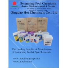 Все Виды Пакетов Плавательный Бассейн Химических Веществ