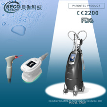 Freezefat Vacuum & RF & Laser Cold Light Slimmimg Machine