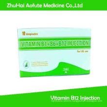 Vitamin B1+B6+B12 Injection & Multivitamin Medicine
