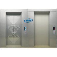 Hotel Commercial Gearless Elevador de pasajeros