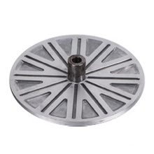 Die Casting of Double Surface Plate of Textile Machine