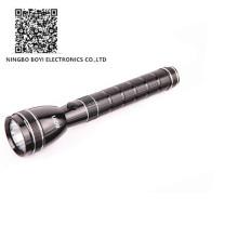 Aluminio recargable 3W CREE LED antorcha de luz