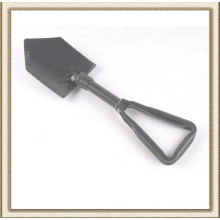 Camping Survival Folding Shovel with Carry Pouch