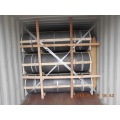 UHP graphite electrode with high bulk density