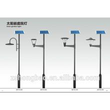 High quality solar led garden lamp IP65 3 days 6-8 hours working time 20w 30w 40w 50w 60w solar led garden light