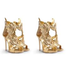 New Design High Heel Ladies Sandals (F 01)