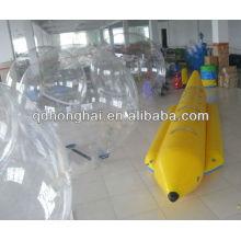 barco de banana inflável 6 pessoa PVC para venda