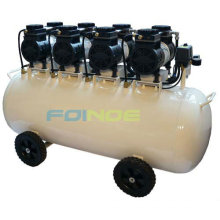 Compresseur d'air sans oculture dentaire (Modèle: CP-260) (homologué CE)