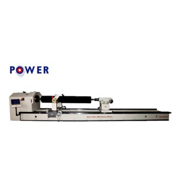 Máquina laminadora de rodillos de caucho para textiles