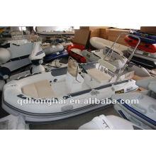 CE rígida RIB350 esportes infláveis barcos