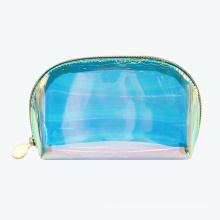 2021 New Arrival Hot Sale 0.4MM TPU PVC Holographic Cosmetic Pouch