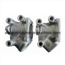 Pièce de machines de bâti de précision d'acier inoxydable (pièces d'usinage)