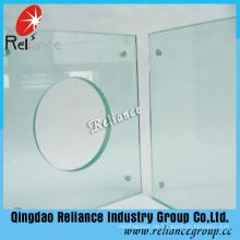 Klares / getöntes gehärtetes Glas mit 3c / Ce / ISO-Zertifikat